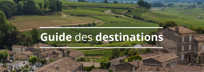 guide destinations vignoble france