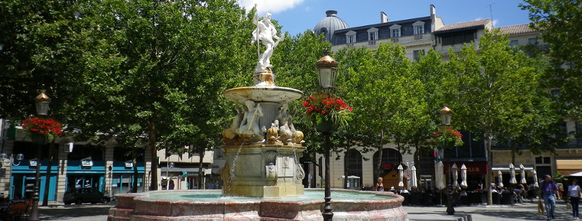 Place Carnot Carcassonne