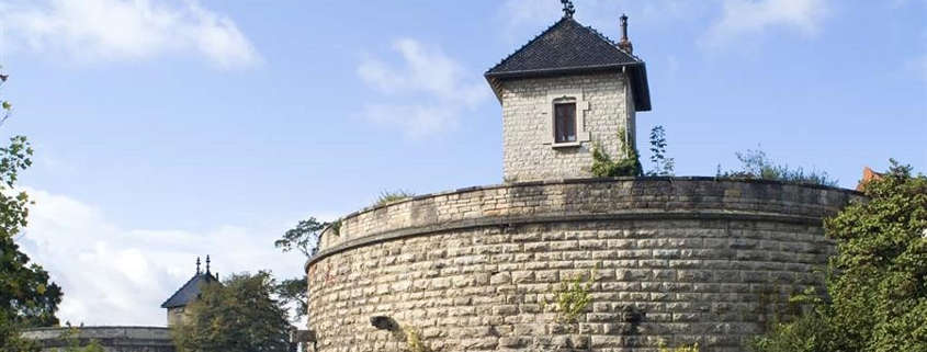 Beaune ramparts