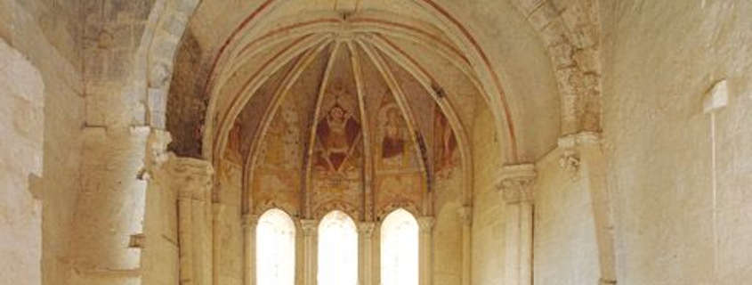 Trinity Chapel Saint Emilion France