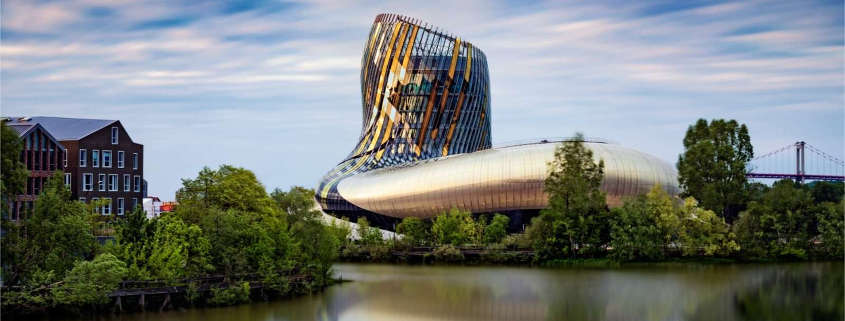 cite du vin museum bordeaux france