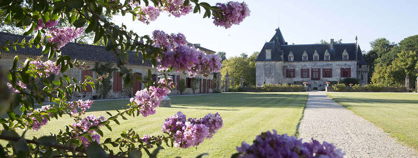 chateau olivier pessac leognan wine bordeaux France